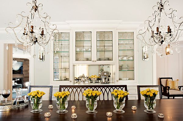 Flower Dining Room