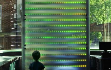 LED Blinds