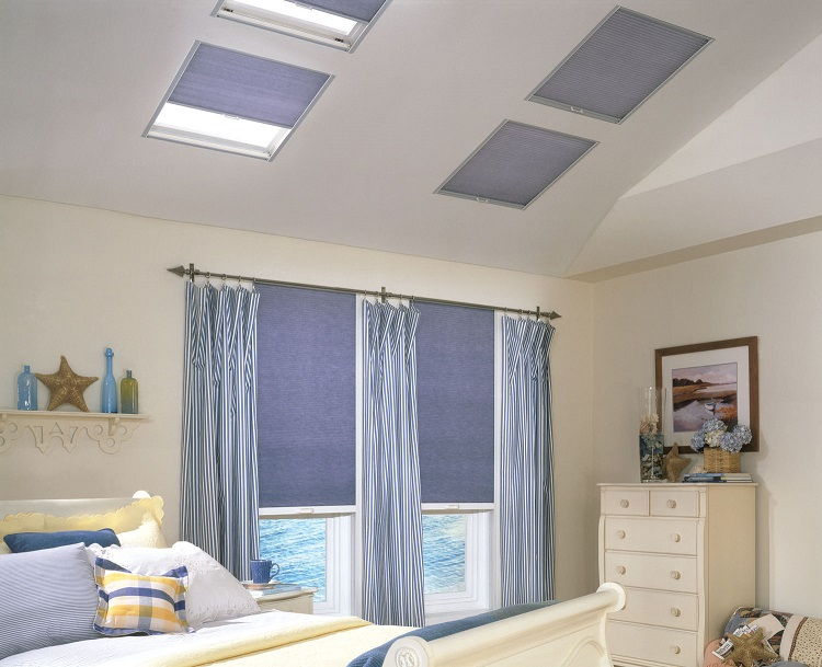 Keep Your Southern Home Cool With Skylight Shades