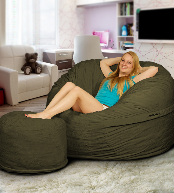 Bean Bag Chairs Are Mobile, So You Can Bring Them Over To Your Neighbors  Dorm Rooms Should You Need The Space. Check Out These Trendy Beanbag Chairs  From ...