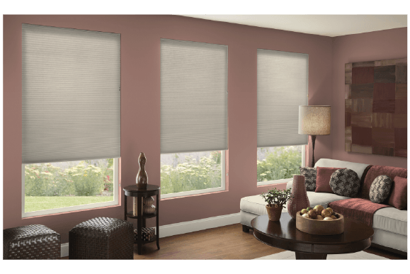 Get Cellular Shades To Improve Energy Efficiency