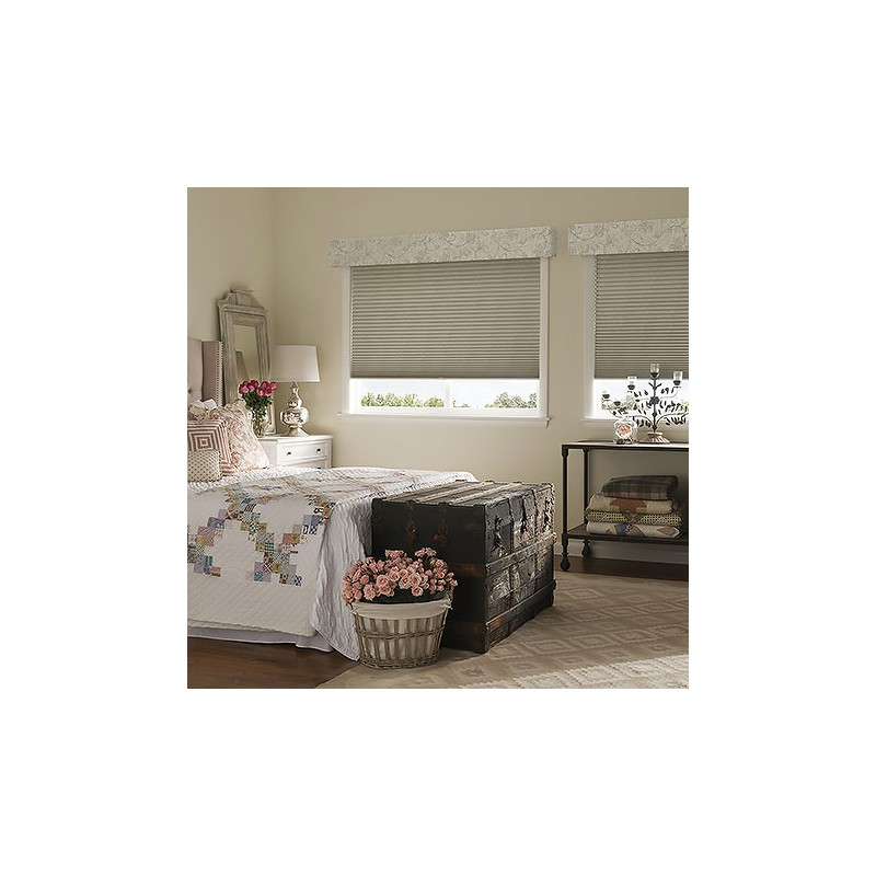 cordless top down bottom up single cell blackout shades. Black Bedroom Furniture Sets. Home Design Ideas