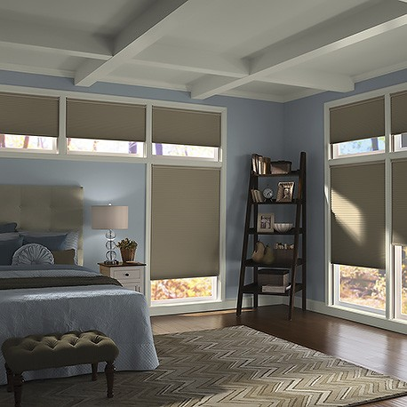 Smoothy Cord Loop Single Cell Blackout Shades